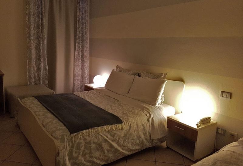 Dormire in hotel sul algo di Garda